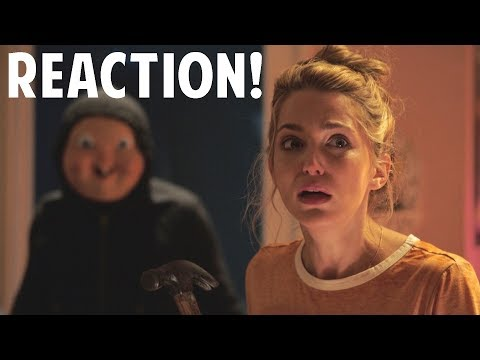 HAPPY DEATH DAY  LIVE REACTION!