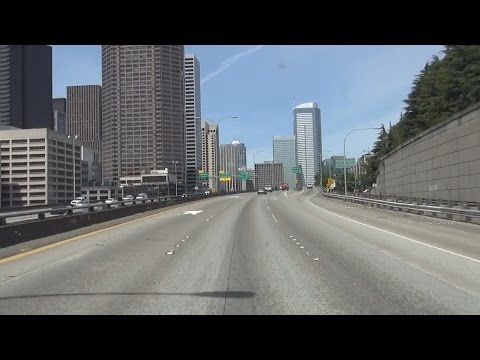 2K14 (EP 40) Interstate 5 North in Seattle, Washington