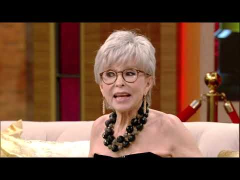 Rita Moreno Reveals Who She'll Play in the