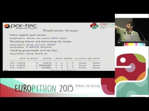 Roberto Polli - Scaling MySQL with Python