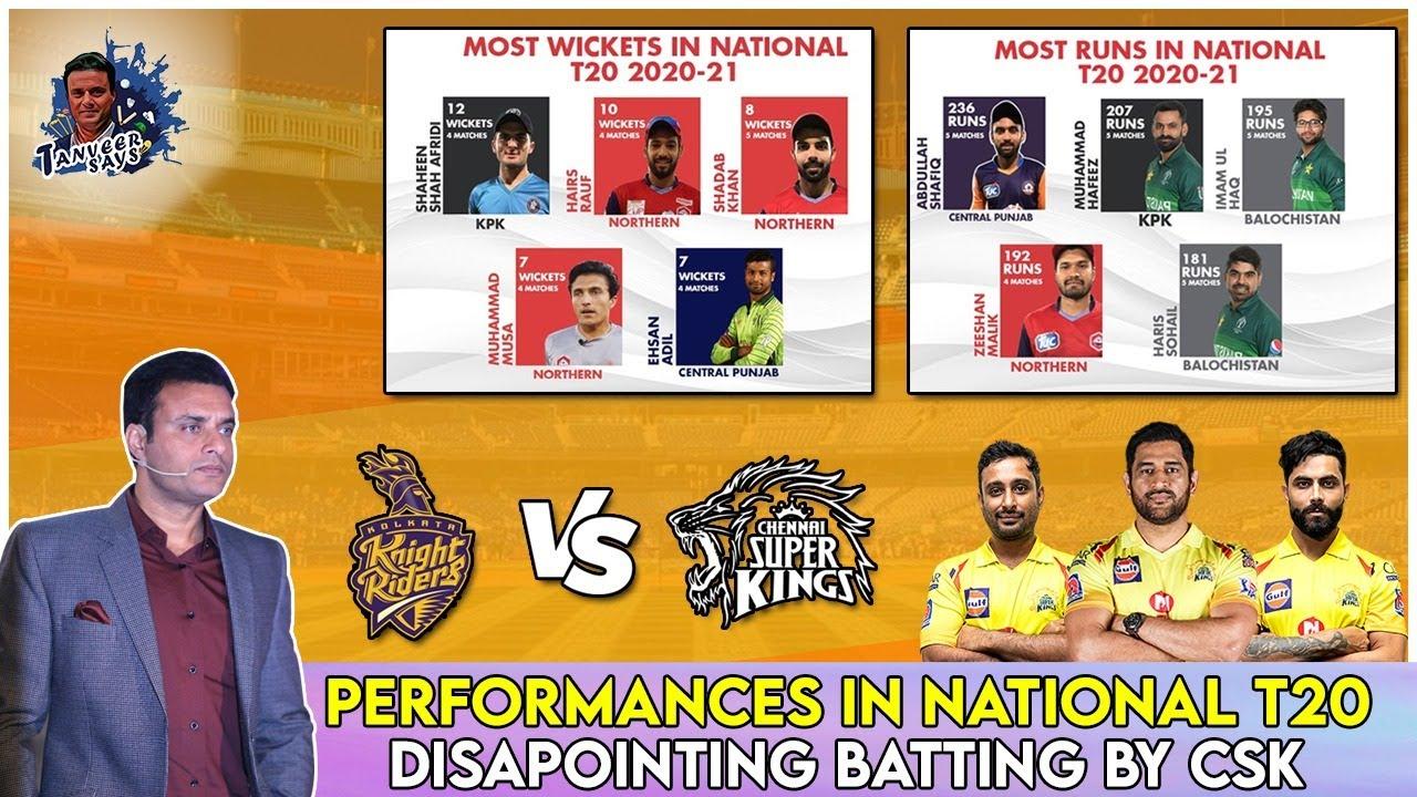 Download Performances In National T20   Triphathi Done It For KKR   Tanveer Says