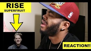 Rise (Katy Perry Cover) by SUPERFRUIT, Mary Lambert, Brian Justin Crum, Mario Jose BEST REACTION!!!
