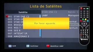 MIDIABOX HDTV - Satélite