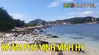 Vĩnh Hy - Ninh Thuận là một trong những Vĩnh đẹp của khu vực này bở...