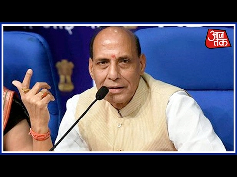 BJP front-runner in UP, says Home Minister Rajnath Singh