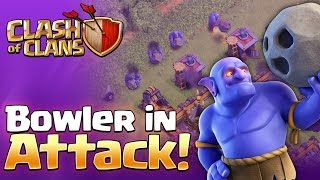 Clash Of Clans | Bowler in Attack ep13