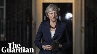 Brexit: Theresa May holds press conference – watch live