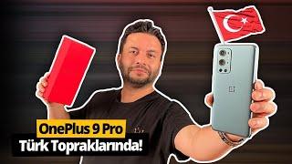 OnePlus 9 Pro kutu açılımı (iPhone 12 Pro ile güreşir)