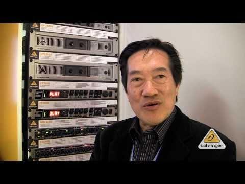 BEHRINGER Partner - David Ling - Hong Kong - English