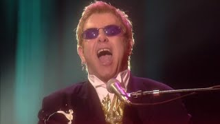 Elton John FULL HD - The Bitch Is Back (The Red Piano, Las Vegas | 2005)