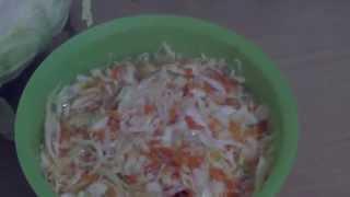 Секрет хрустящей квашеной капусты на зиму рецепты очень вкусно и быстро, вкусная засолка, квашение(Квашеная капуста на зиму рецепты очень вкусно и быстро, вкусная засолка капусты, квашение капусты, квашеная..., 2014-12-16T23:18:39.000Z)