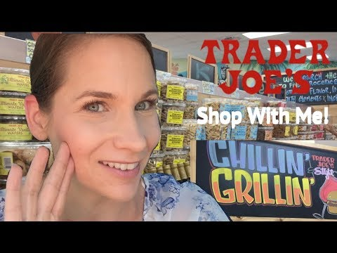 New At Trader Joe's Shop With Me!!  Finding ALL The Hidden Gems! (well most)