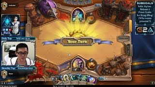 One of Amaz Hearthstone's most viewed videos: Amaz = Angry Chicken?!