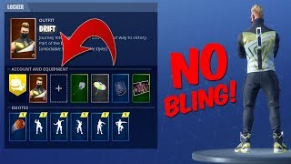 How To Select No Back Bling in Fortnite Season 5 PC!! *WORKING*