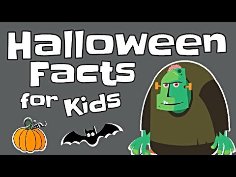 Halloween Facts for Kids | Fun for ALL Children! - YouTube