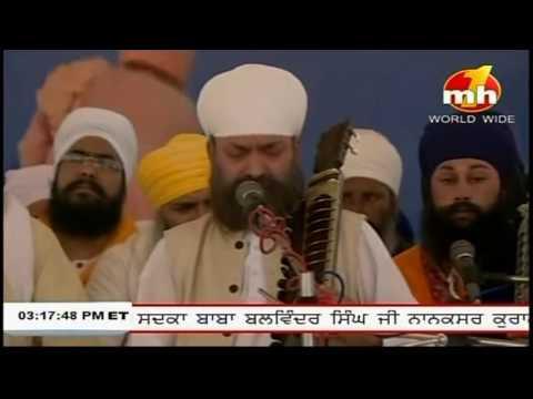 Namdhari Kirtan Bhai Baljit Singh & Gurmeet Singh Delhi Wale at Udasin Sant Samagam 2016