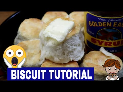 2019's Homemade Biscuit tutorial, Best Old Fashioned Southern Cooks!