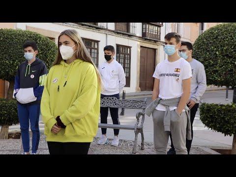 """VÍDEO: El Colegio La Purísima se suma a las protestas de la enseñanza concertada contra la """"Ley Celaá"""""""