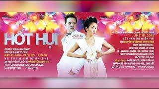 Gameshow mới mang tên Hốt Hụi trên Đài Truyền Hình SBTN