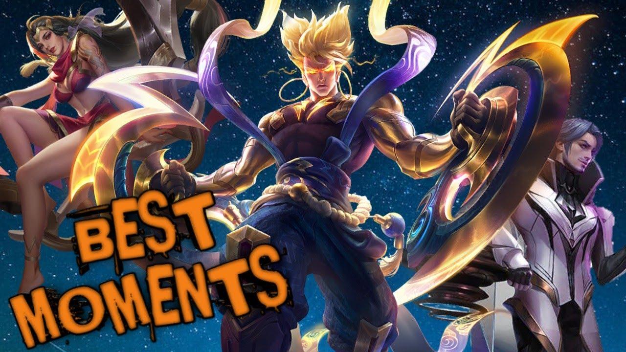 MEJORES MOMENTOS/HIGHLIGHTS #1 TGxDavidGv!!! ~AoV~Lien Quan Mobile~