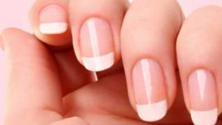 how to whiten your nails using denture cleaner be patient