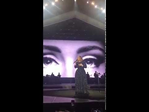Hello - Adele, Arena di Verona 28|05|2016