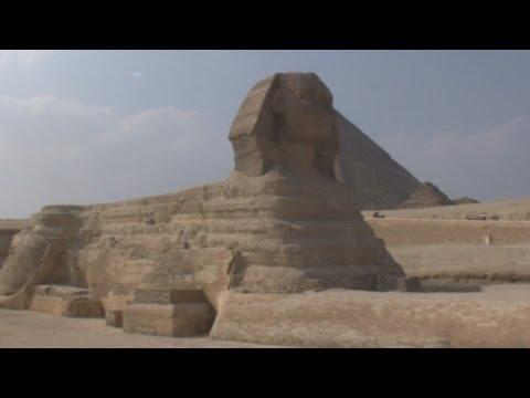 Giza Necropolis (Pyramids), Cairo, Egypt / Piramidy w Gizie, Kair, Egipt
