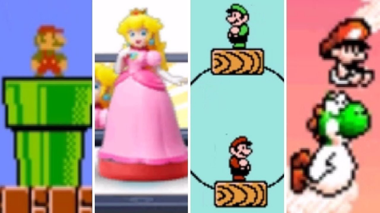 WarioWare Gold - All Nintendo Microgames