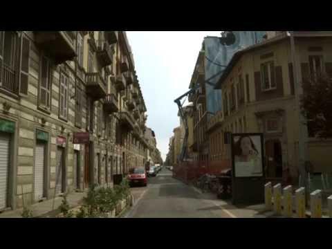 Ceres promuove la street art italiana: Torino e Ponticelli protagoniste per mano di Corn79 e del duo Rosk e Loste