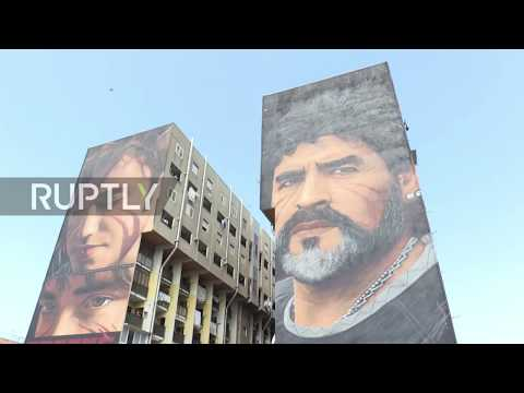Italy: Schools, churches in Naples march against rise in Camorra shootings