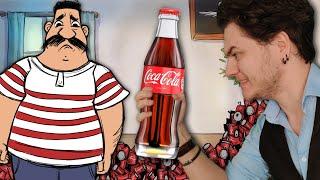 Boire Que du Coca Pendant 1 An : ÇA FAIT QUOI ?