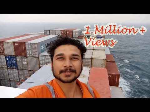 What i do on Merchant Navy | ABLE BODIED Seamen | Life at Sea