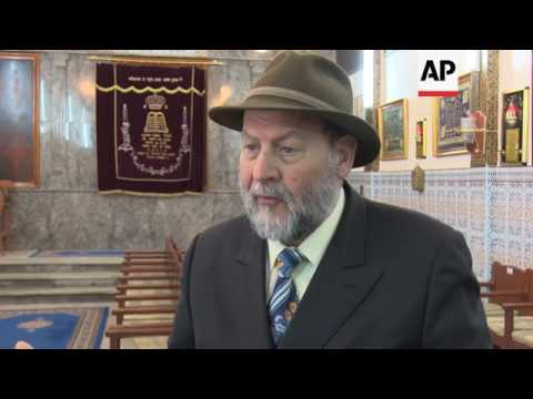 Jewish Mellah restored in Marrakech on orders of the King