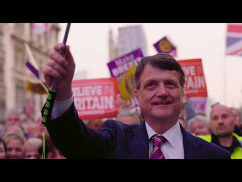 Make Brexit Happen - The UKIP 2019 PEB