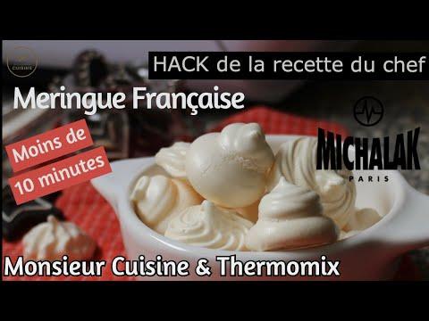 recette-meringue---monsieur-cuisine-&-thermomix---meringue-française