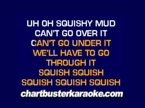 We're Going On A Bear Hunt.........(Chartbuster Karaoke)