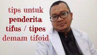 Demam Tifoid adalah penyakit yang disebabkan oleh bakteri Salmonella enterica, khususnya Salmonella .