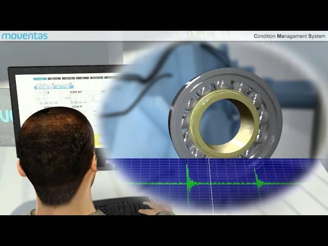 Moventas Condition Management System (CMaS)