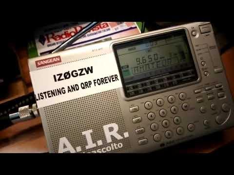 Radio Guinea, 9.650mhz, da Conakry.