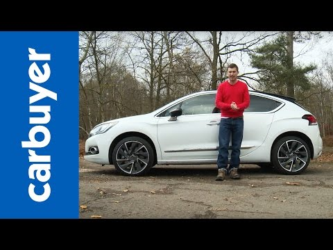 DS 4 review – Carbuyer (Citroen DS4)