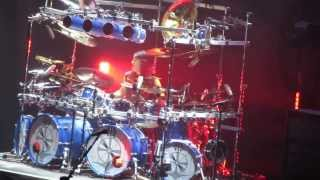 Dream Theater - Enigma Machine with Drum Solo (Live @ Wembley Arena 14_02_2014)