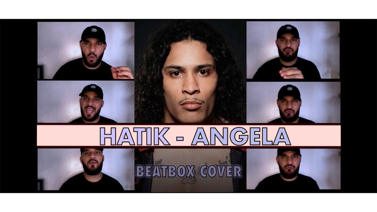 HATIK - ANGELA /// BEATBOX COVER BY WAWAD !