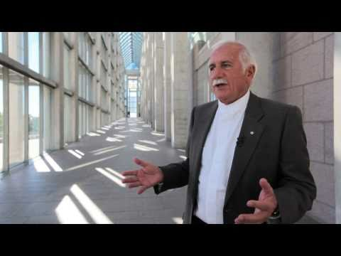 """Tour of the National Gallery of Canada with Moshe Safdie """"The Building"""""""