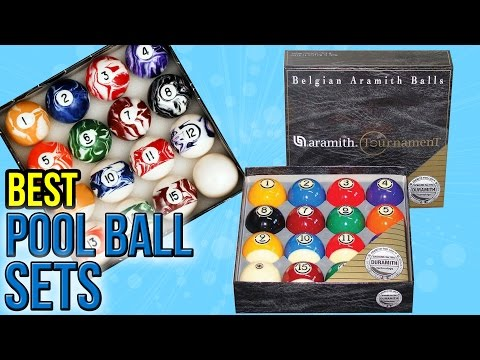 8 Best Pool Ball Sets 2016
