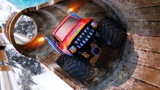juego de camiones monstruos | juegos y videos 75 | kids games