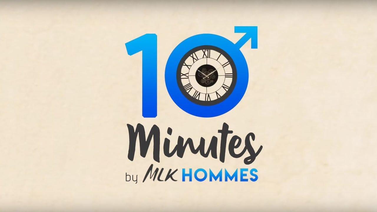 10 Minutes by MLK Hommes #20 - Se préparer pour bien vivre sa retraite - Bernard Vinckevleugel
