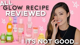 All of Glow Recipe Skin Care Products Reviewed... What&#39s Good? What&#39s Awful.