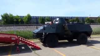 Mowag Roland at Greenfield Village Motor Muster, June 2014