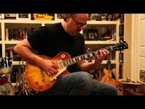 Greg Koch Explores an Original 1960 Les Paul  •  Wildwood Guitars