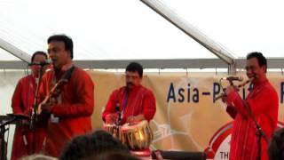 World Culture Festival 2011 - Nice music from Bangladesh 1